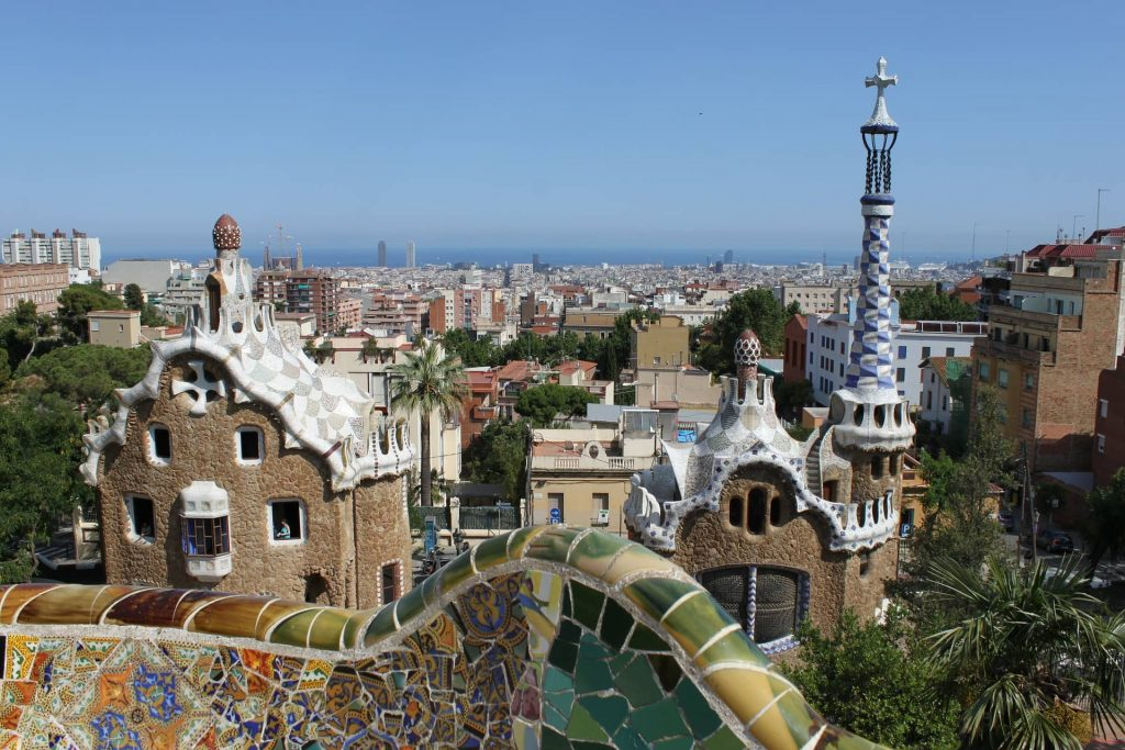 Barcelona is europe busiest cruise port