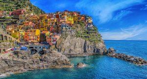 Italian tourist hotspot Cinque Terre bans flip-flops