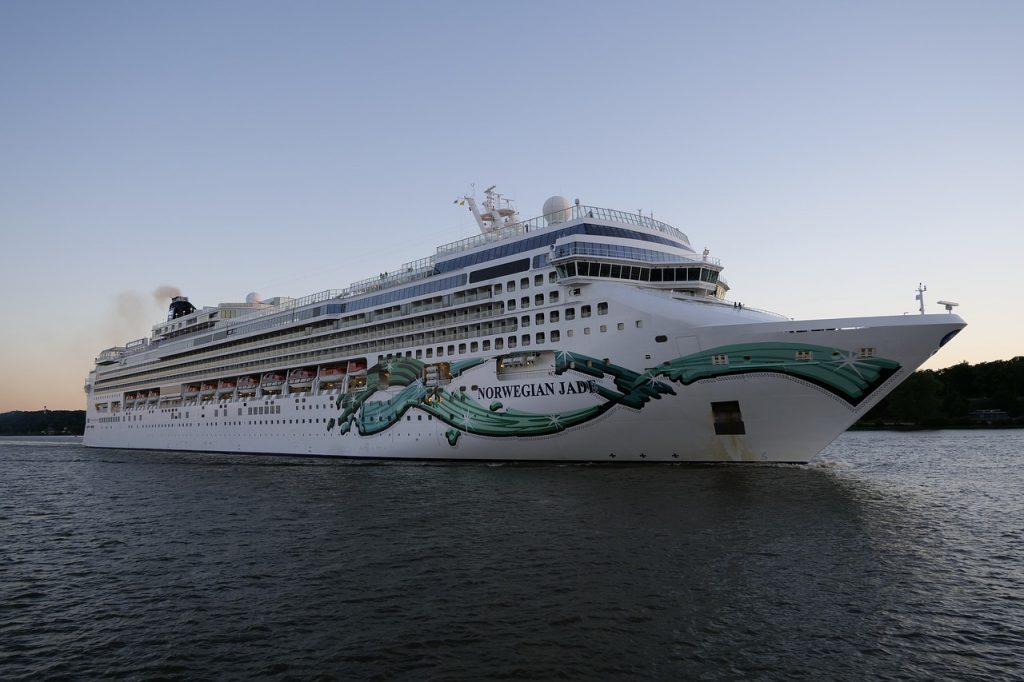 Norwegian Jade (not in Venice)