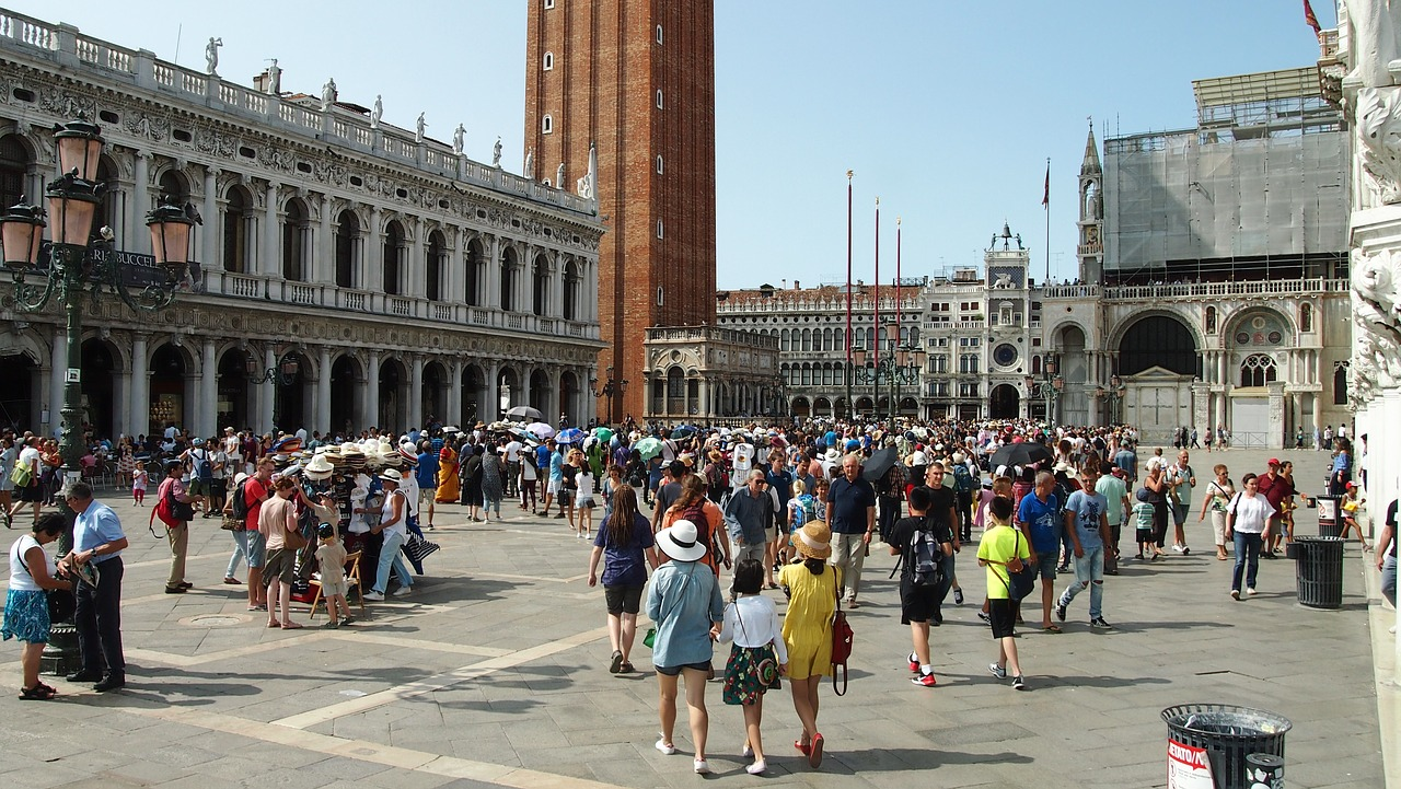 How to avoid crowds on busy days in Venice in 2020