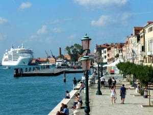 Venice' cruise passenger issue is actually a scheduling problem