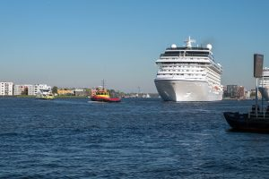 Amsterdam Cruise Tax: IJmuiden now marketed as Amsterdam