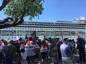 Venice cruise ship accident week before busiest day of 2019