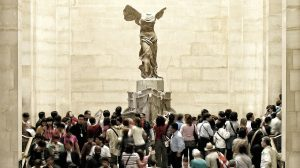 Week of overtourism: Louvre, Everest, Banksy & The Great Chinese Wall