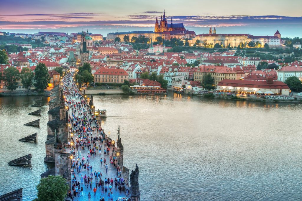 Overtourism in Prague