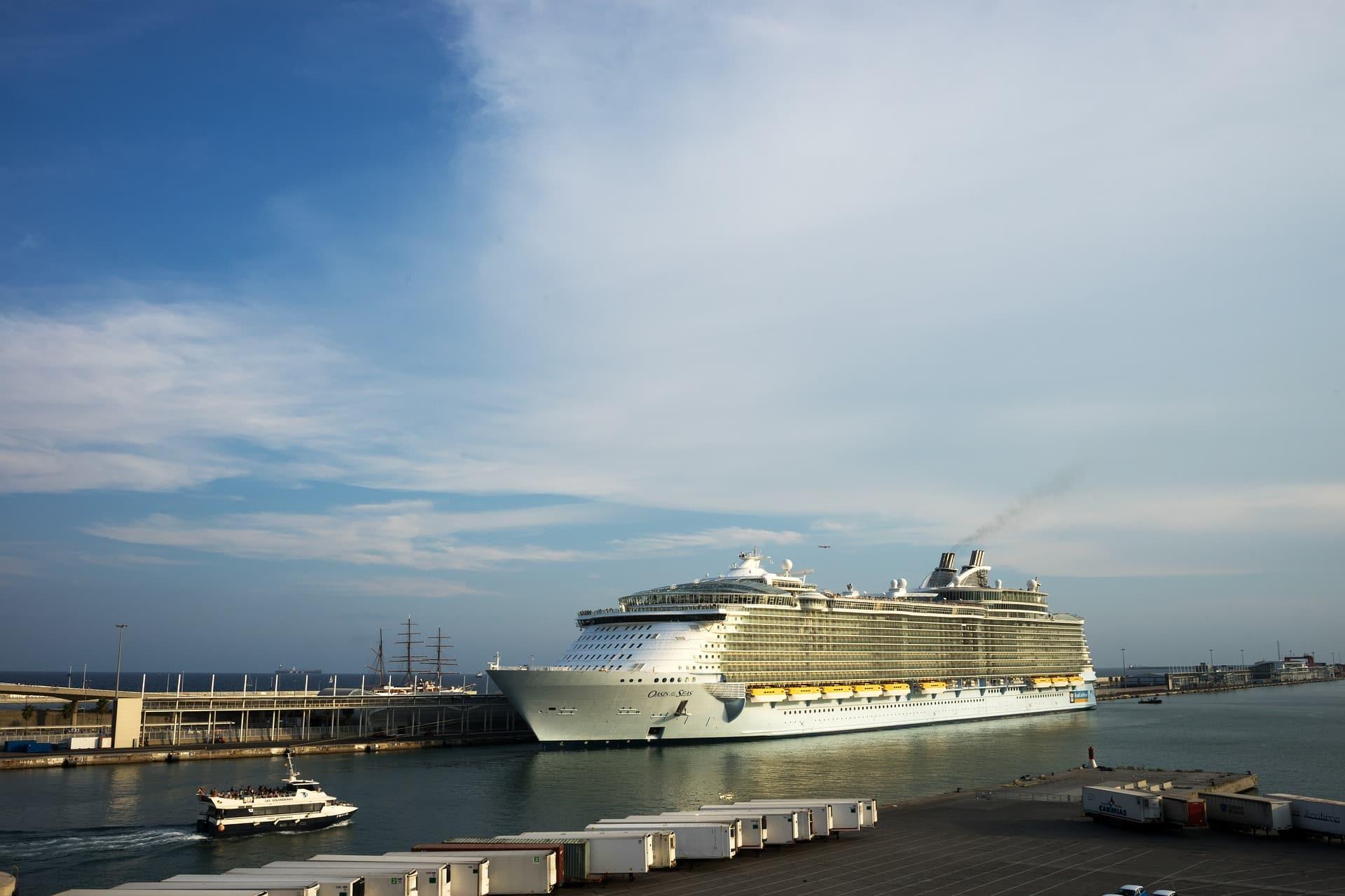 Analyzing Barcelona's Cruise Traffic