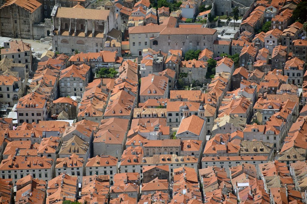 Dubrovnik's old town isn't suitable for large tour groups