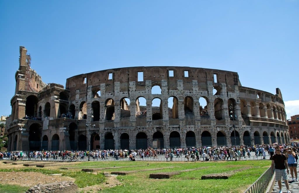 Avoid Crowds at the Colosseum