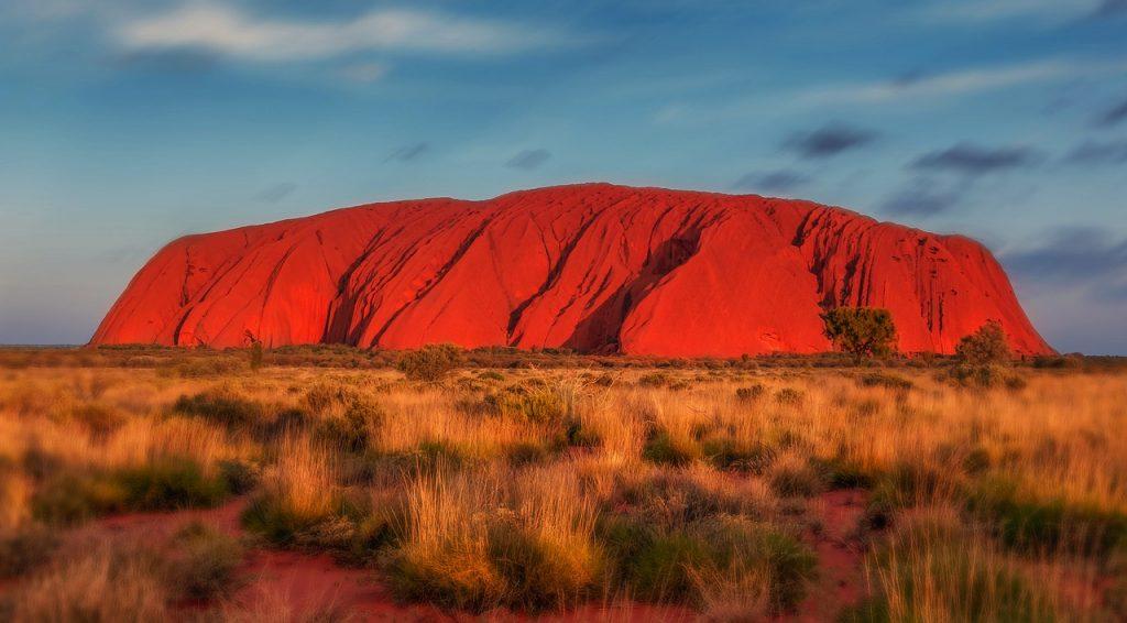 Overtourism Uluru, Australia