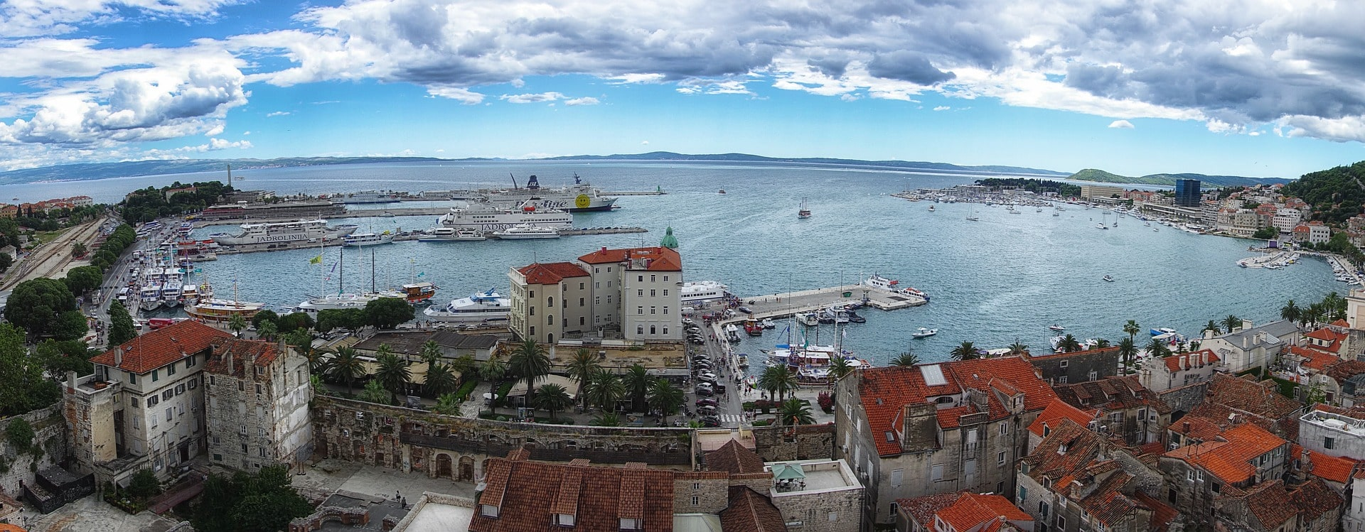 Split, Croatia – 2020 cruise ship schedule