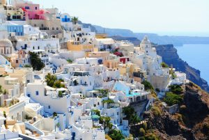 Santorini, Greece cruise schedule 2019
