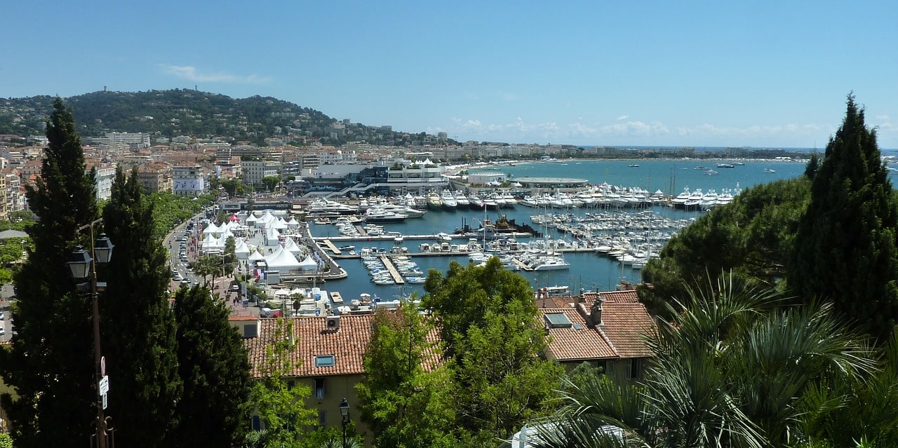 Cannes Cruise Ship Schedule 2020