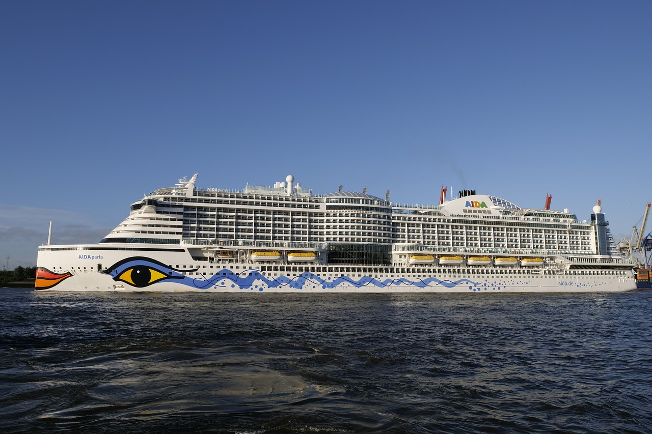 The World's busiest cruise ports and destinations in 2020