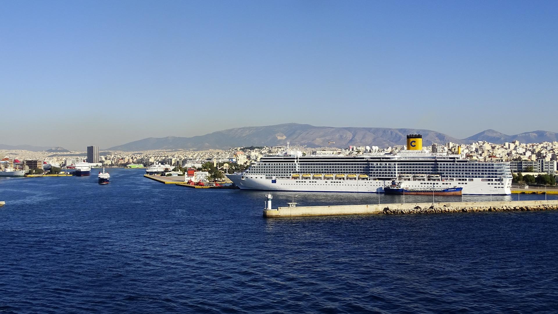Athens (Piraeus) 2020 cruise ship schedule