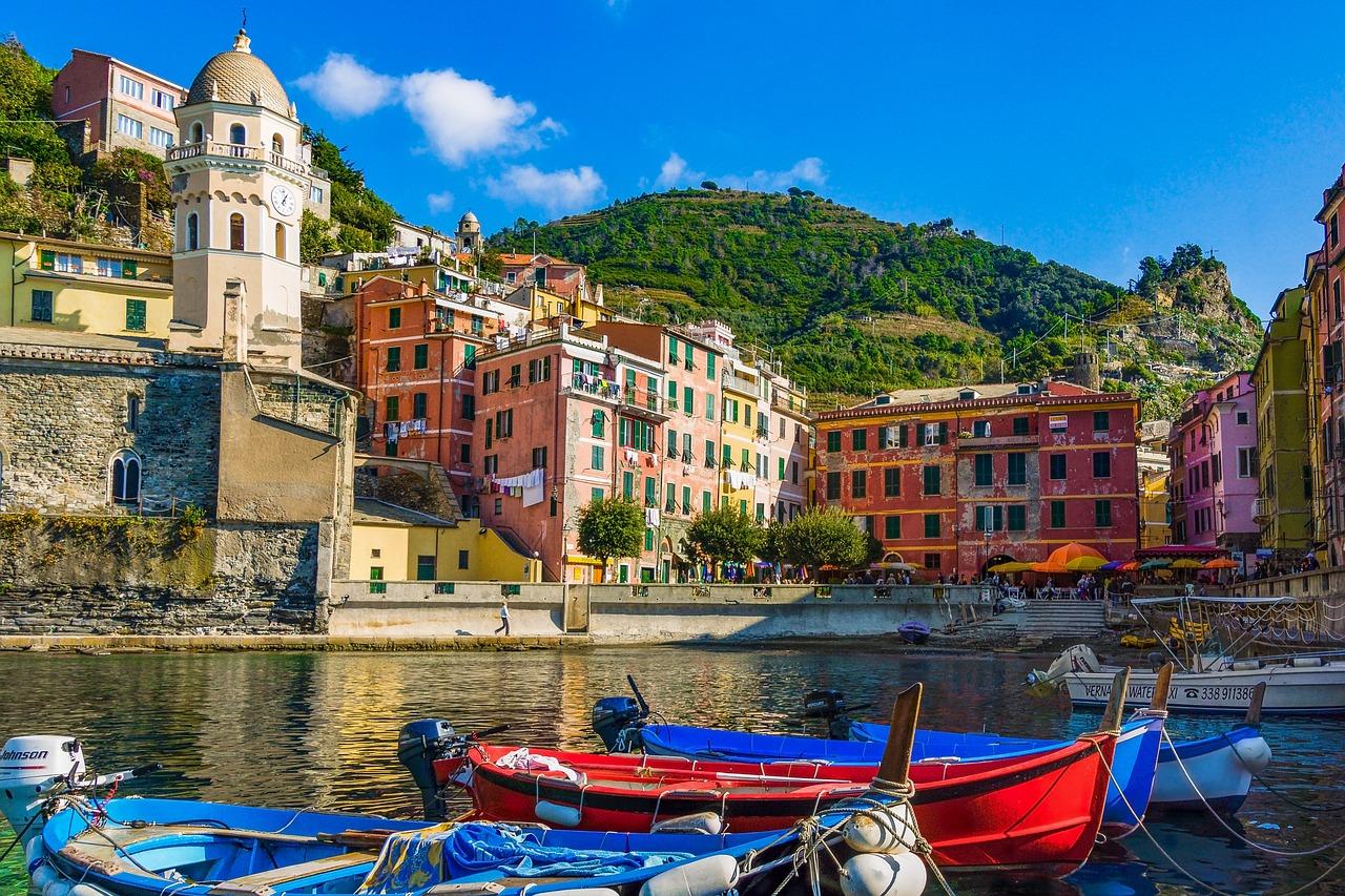 La Spezia – Cinque Terre – 2020 Cruise Ship Schedule