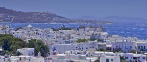 Mykonos 2020 Cruise Ship Schedule