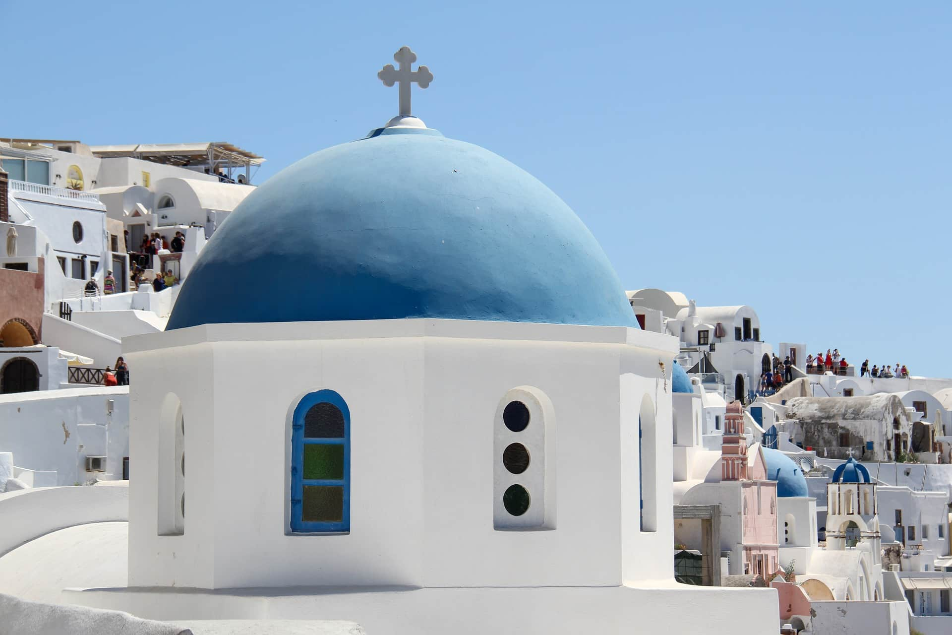 Santorini 2020 Cruise Ship Schedule