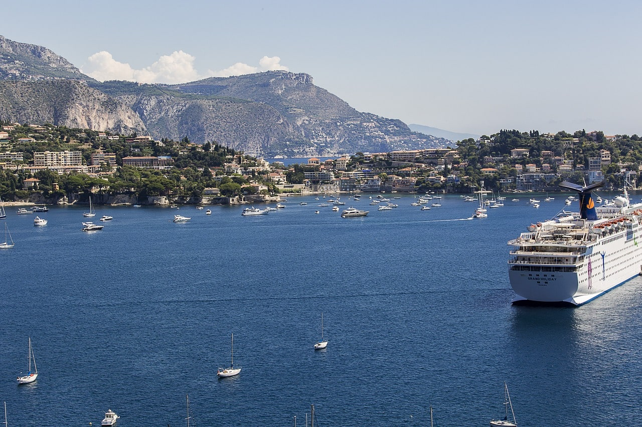 Villefranche-sur-Mer 2020 cruise ship schedule