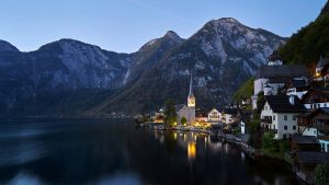 Hallstatt mayor asking tourists to stay away