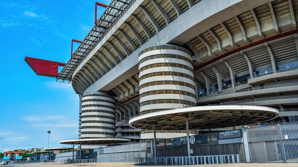Coronavirus: No stadium tours at the San Siro, Italy