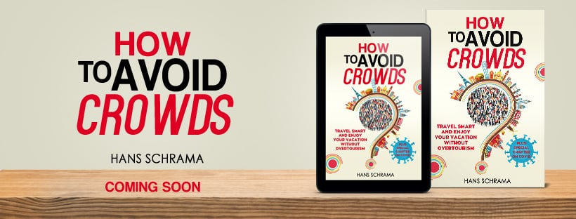 How to Avoid Crowds book coming soon