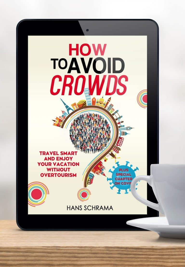 How to Avoid Crowds ebook crop