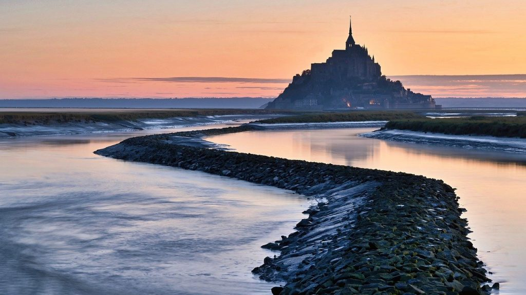 Mont Saint-Michel - Normandy France