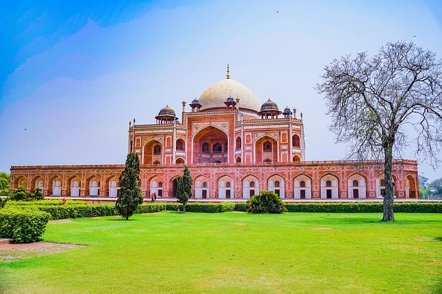Things to do New Delhi - Humayun's Tomb