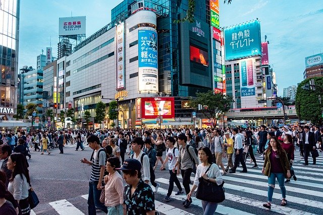 Tokyo best time to visit