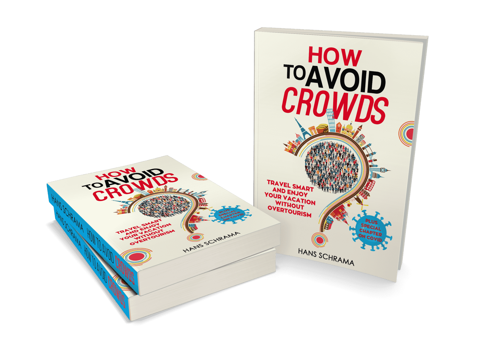 How to avoid crowds books