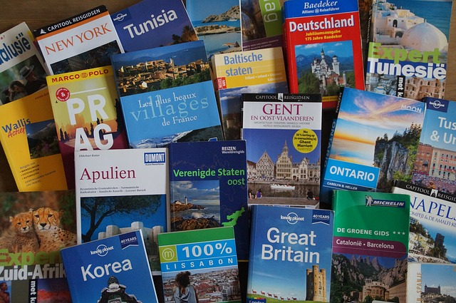 6 Best Travel Guides for Europe as one destination