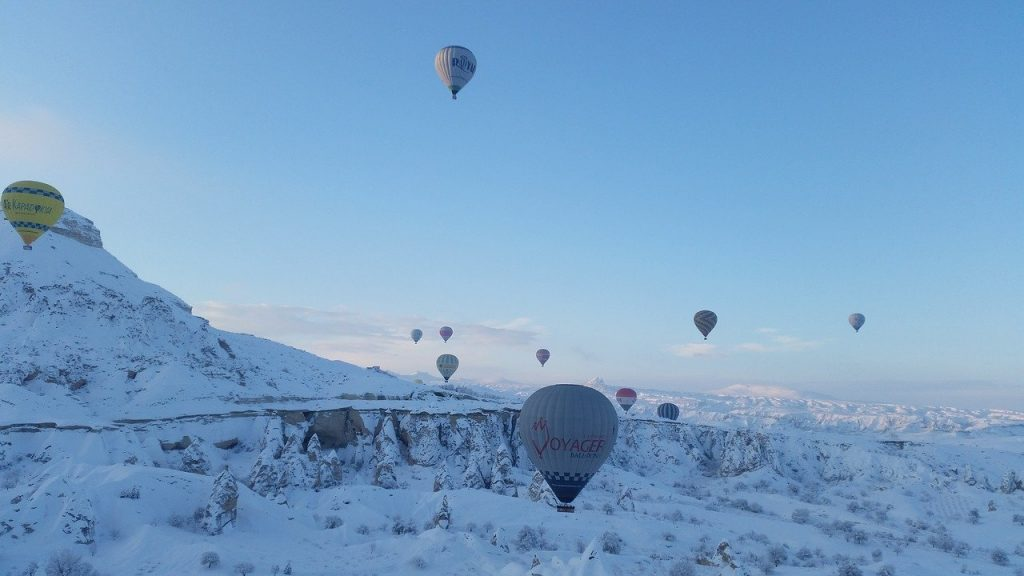 Best time to travel to Turkey -Winter