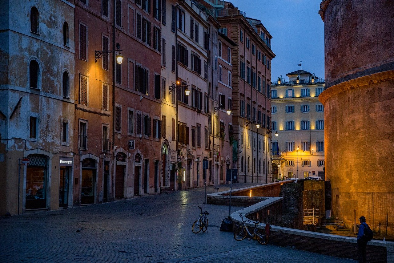 Rome best travel guides & travel book