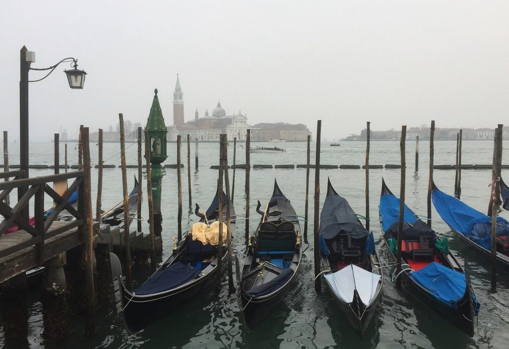 February in Venice 2021