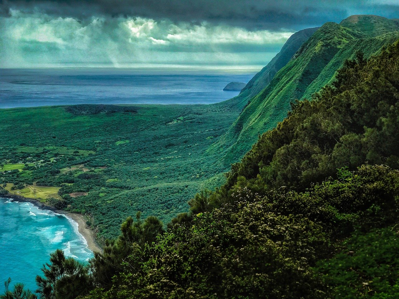 Hawaii's busiest islands