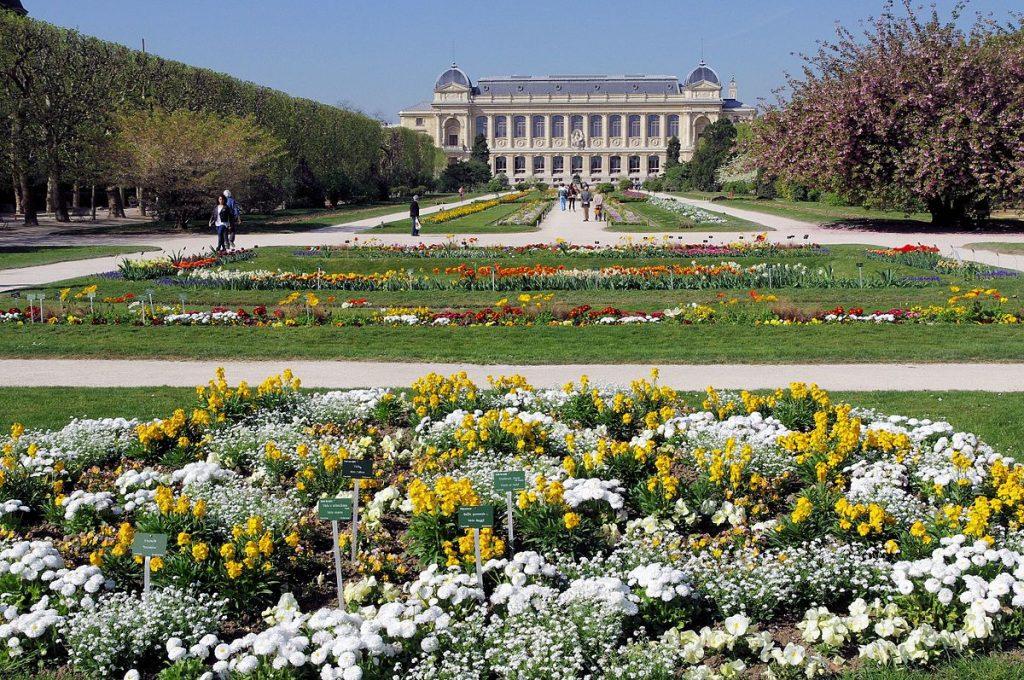 Jardin des Plantes Paris Avoid Crowds