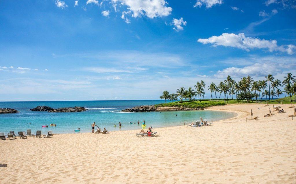 Oahu Hawaii busiest island