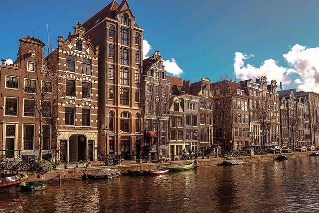 Anne Frank Amsterdam Walking Tour