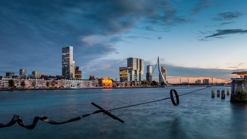 Day trip to Rotterdam