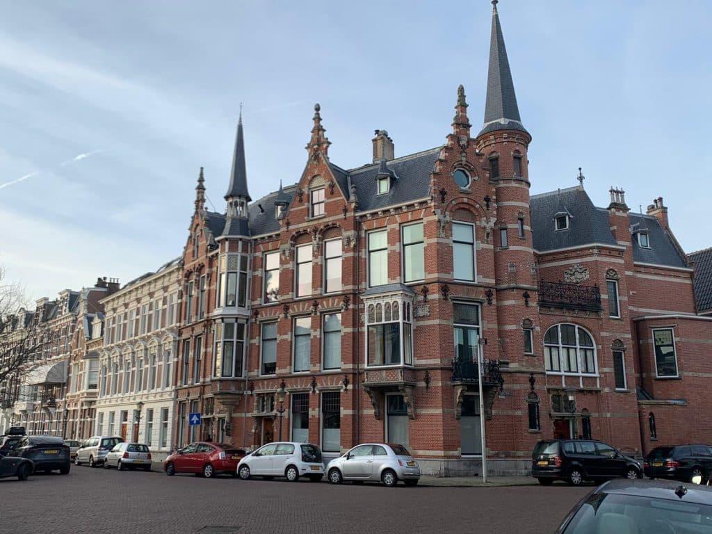 The Hague Lockdown December 2020