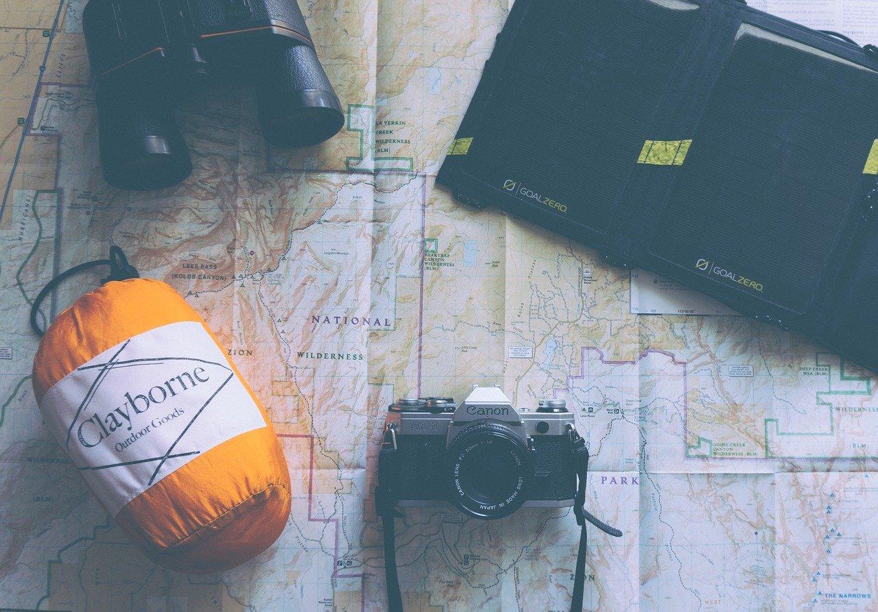 Essential European Travel Kit