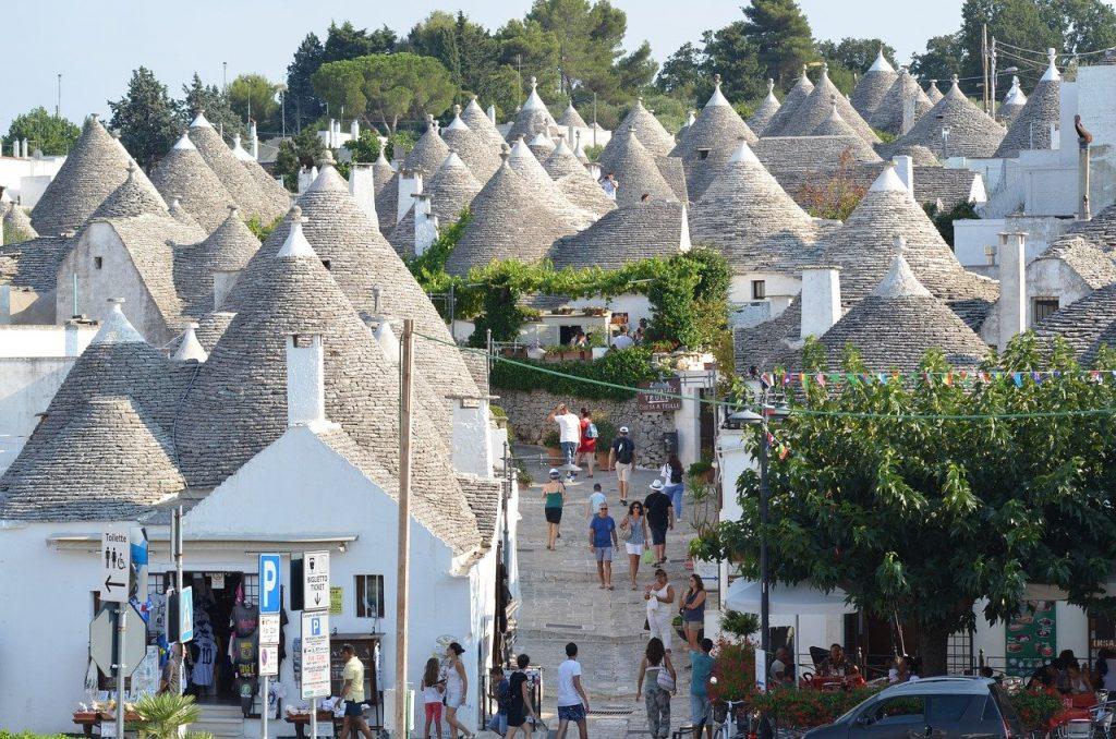 Alberobello Italy alternative destinations