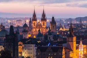 2021 Czech Republic School Vacations & Public Holidays