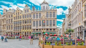 2021 Belgium Public Holidays & School vacations