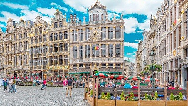 2021 Belgium Public Holidays & School vacations