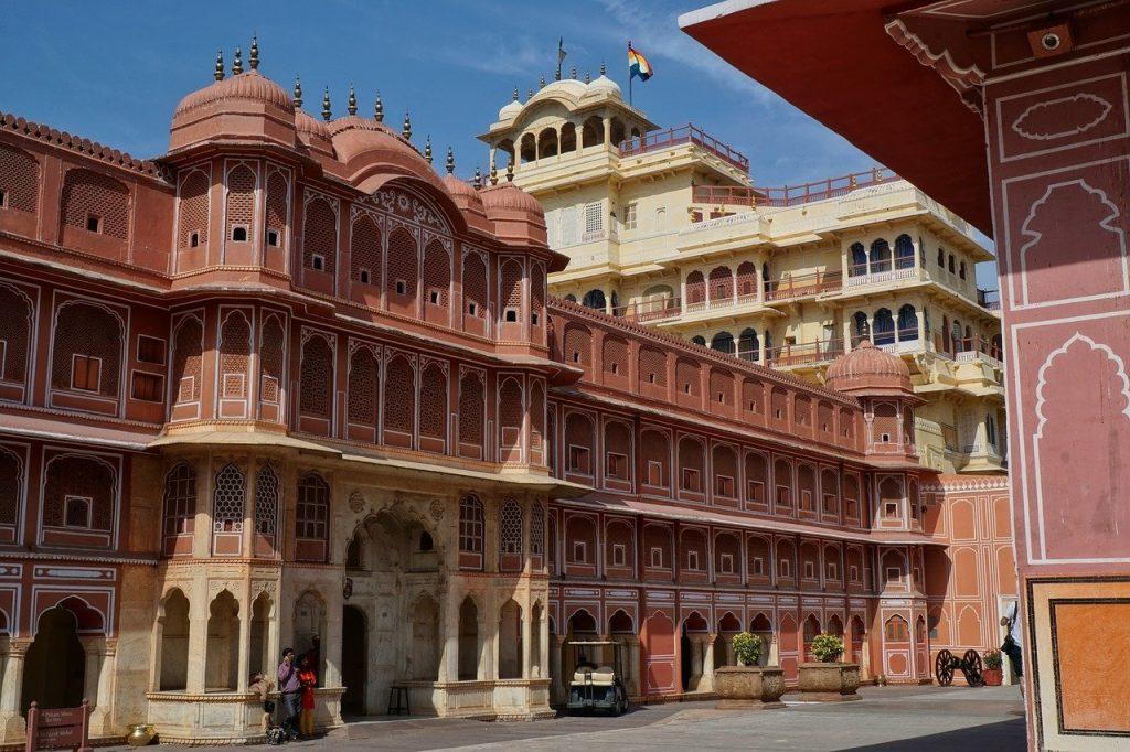 City Palace Jaipur India Golden Triangle
