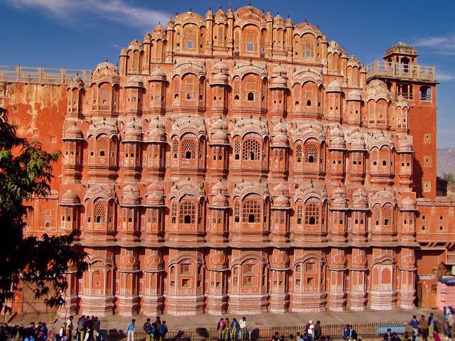 Hawa Mahal Jaipur Golden Triangle India