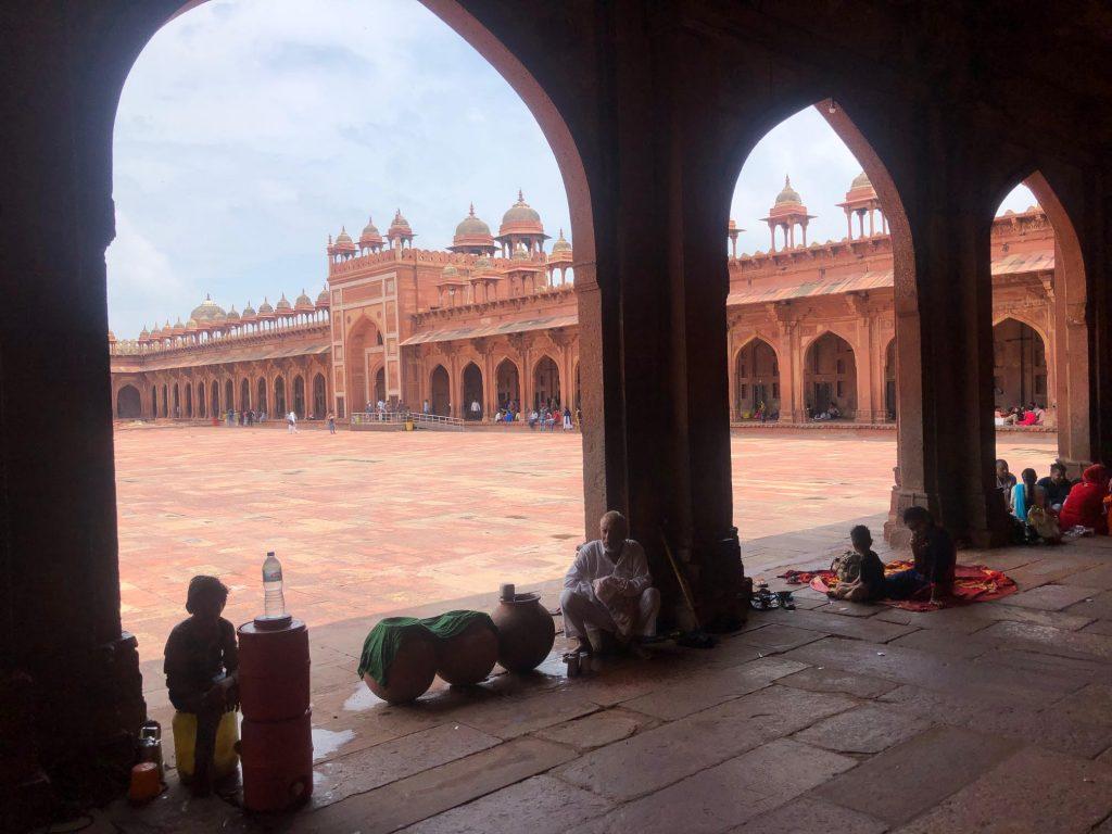 Fatehpur Sikri Golden Triangle
