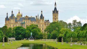 Castle Schwerin near Wismar Germany Avoid Crowds 2