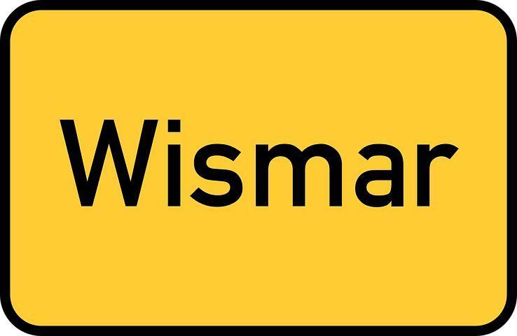 Wismar Germany Alternative Destinations Street sign
